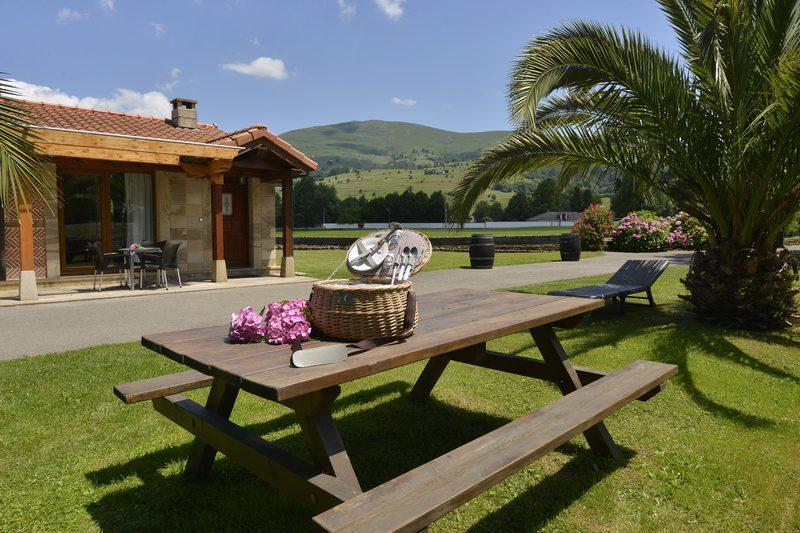 Casa rural el Puentuco de Villacarriedo Z