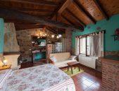 Suite con Chimenea en Posada Sierra de Ibio
