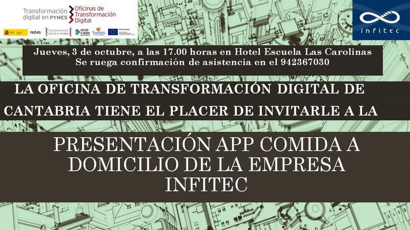 Presentación App Comida a Domicilio