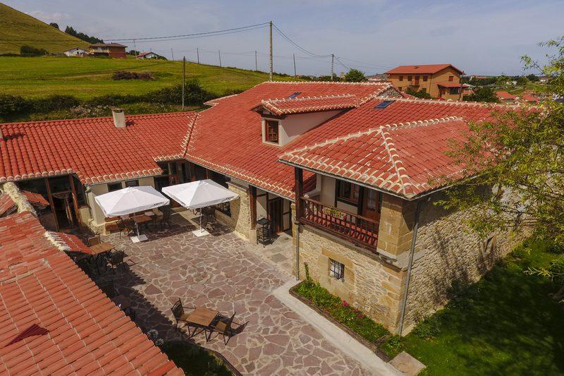 Posada Condado de la Mota, Hotel con encanto en Mogro Cantabria