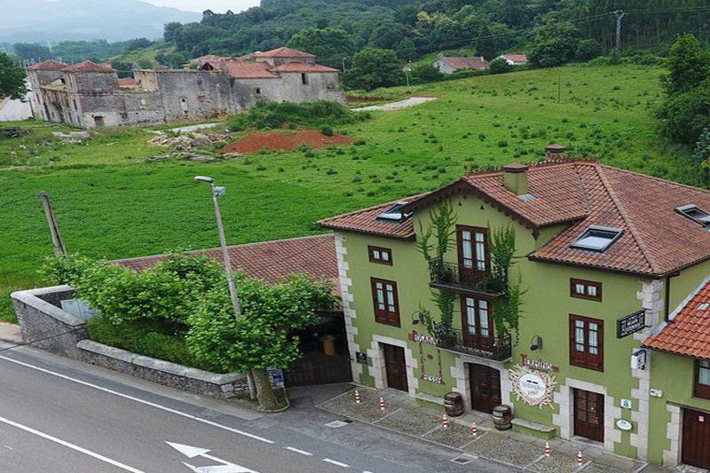 Posada Termino Hoznayo cantabria Cantabriarural