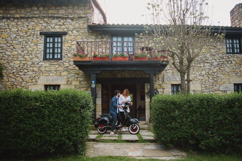 Hotel Rural La Joyuca del Pas Mogro Cantabria