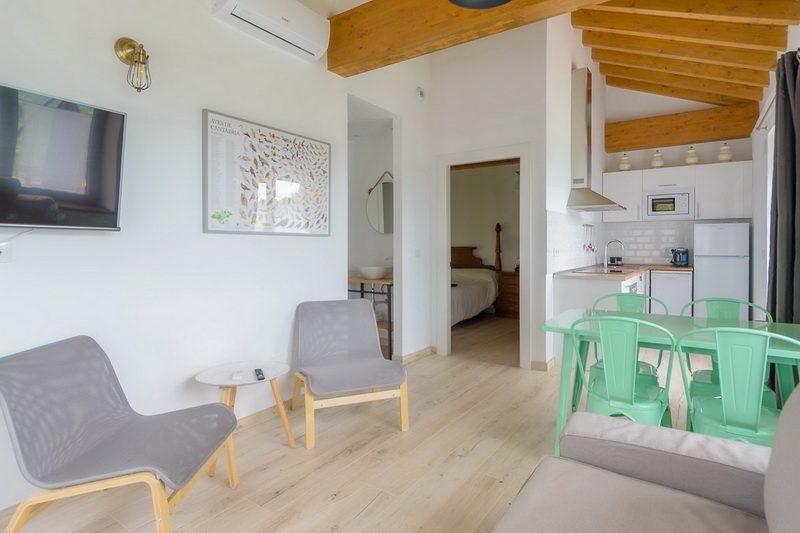 Apartamentos las Garzas de Oyambre Cantabria