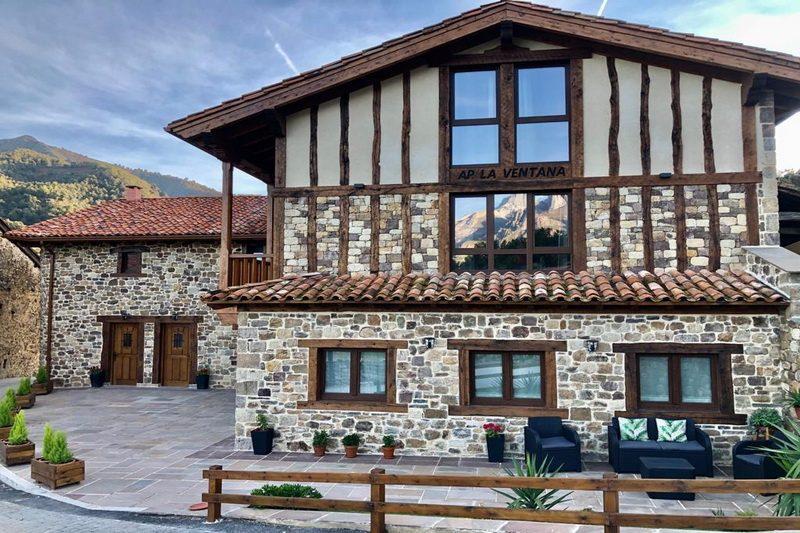 Apartamentos La Ventana de Mogrovejo cantabriarural
