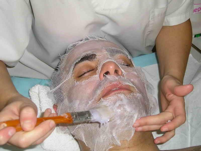 Tratamientos corporales en el  Balneario Hotel Parque de Alceda