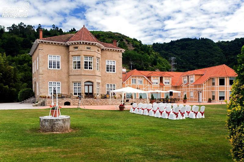 Hotel  Cason de la Marquesa Vista general