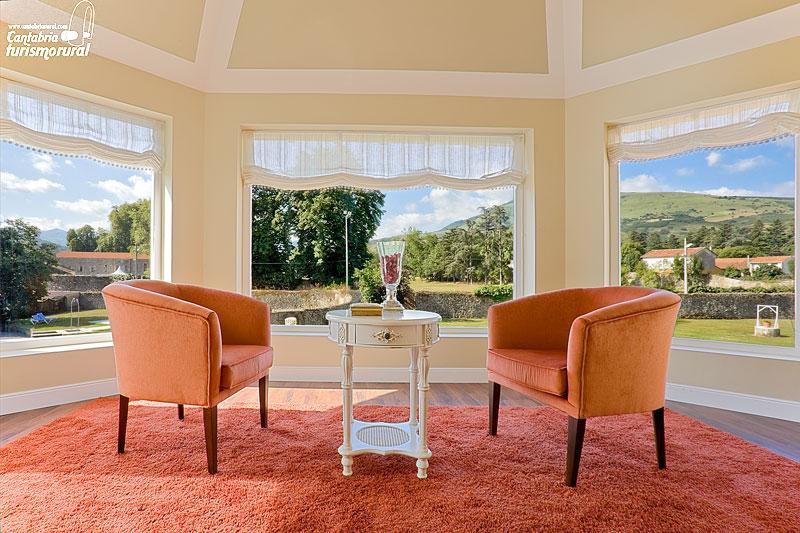 Gran Salon del Hotel Cason de la Marquesa