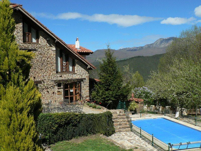 Hoteles con encanto en potes cantabria alojamiento con encanto en potes hoteles rurales con - Casas con encanto asturias ...