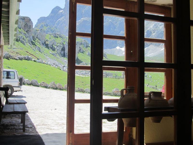 Vistas desde el Hotel Aliva