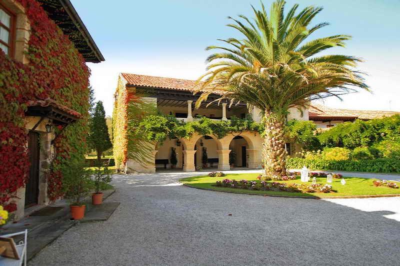 Hotel Palacio de Caranceja A