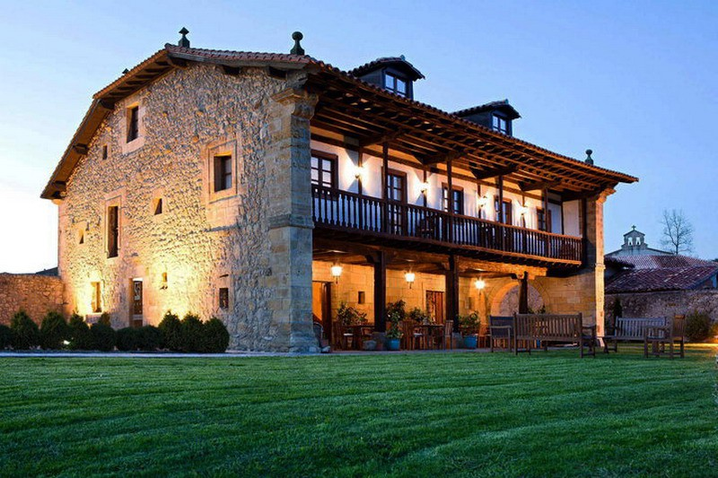 Hotel Casona Palacion de Toñanes