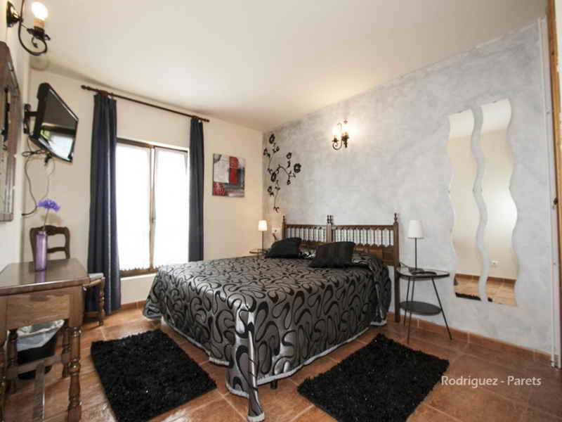 Posada El Pradon  amplias y confortables habitaciones
