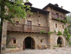 Posada Torre de la Quintana vista general
