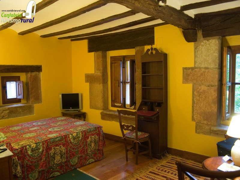 Posada Torre de la Quintana magníficas habitaciones