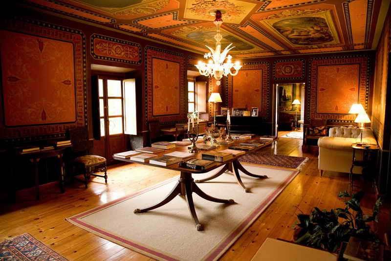 Hotel Palacio Torre de Ruesga Grn salón de runiones