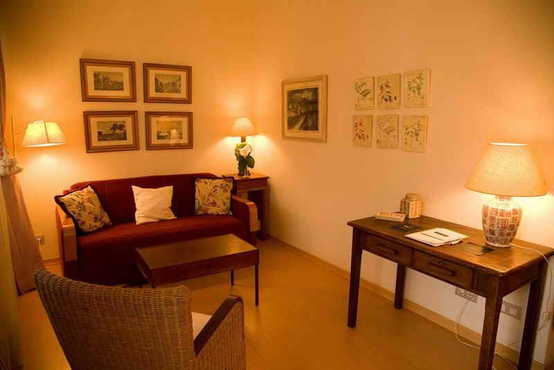 Hotel Palacio Torre de Ruesga habitación Suite