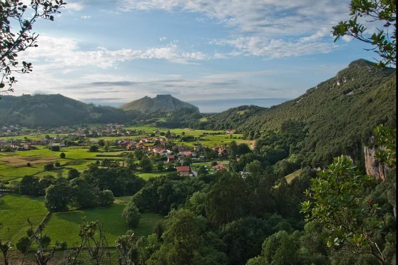 Valle de liendo valles con encanto de la costa de cantabria - Casa rural la reserva ...