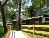 Camping bungalows el Rosal