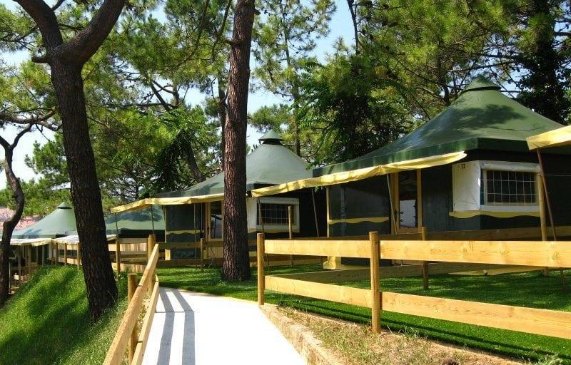 Camping y Bungalows El Rosal