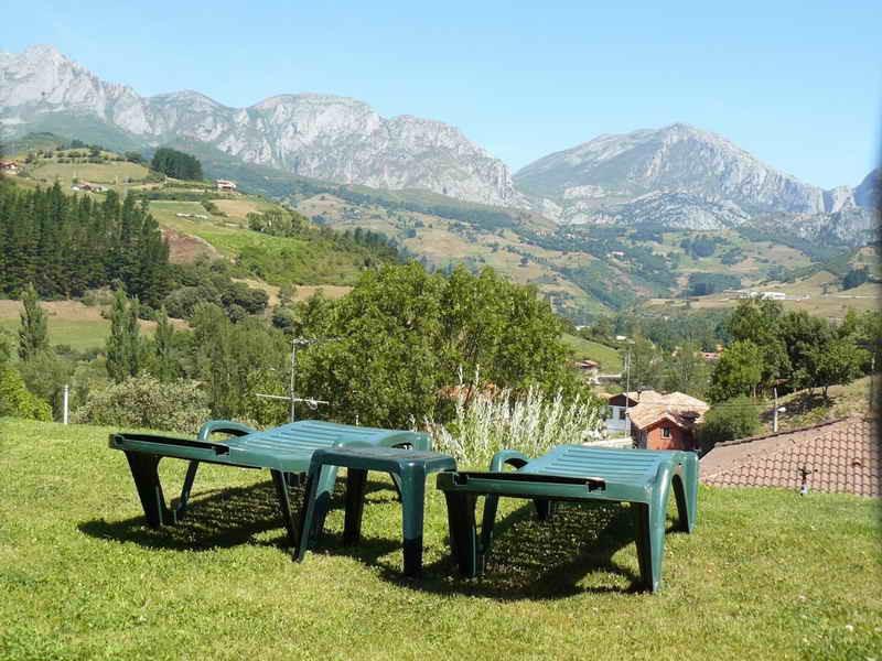 Viviendas Rurales La Fragua increibles vistas del entorno
