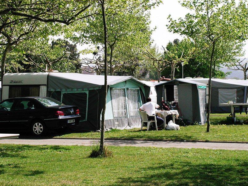 Camping Playa el Regatón