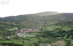 Cantabria en Coche. Cuenca del Nansa, de Pesues a Tudanca