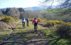 Cantabria en Bici. Montes de Ucieda
